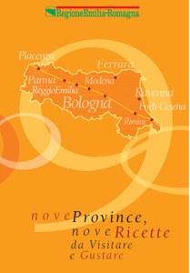 Ricettario delle tipicità provinciali