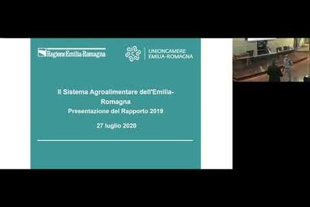 Presentazione del Rapporto agroalimentare 2019