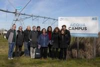 Delegazione dell'OCSE in visita in Regione