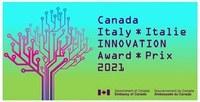 Premio Canada-Italia per l'Innovazione 2021