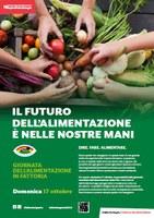 Torna il 17 ottobre la Giornata dell'alimentazione in fattoria