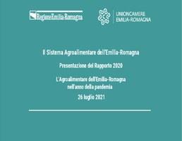L'Agroalimentare dell'Emilia-Romagna nell'anno della pandemia