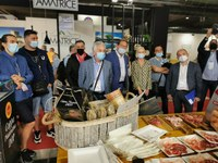 A Cibus i ristoratori stranieri vanno a lezione di prodotti Dop e Igp emiliano-romagnoli
