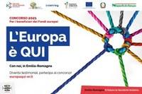 """Online i concorsi """"L'Europa è QUI"""" e """"Innovatori responsabili"""""""