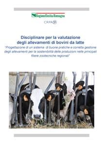 Disciplinare per la valutazione degli allevamenti di bovini da latte