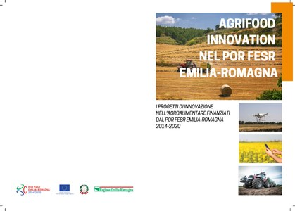 Agrifood innovation nel Por Fesr Emilia-Romagna