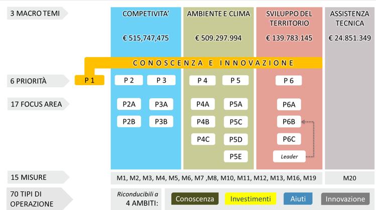 grafico struttura programmazione