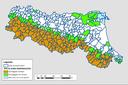 Revisione delle aree soggette a vincoli naturali significativi