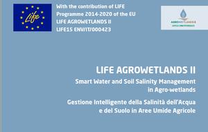 Life Agrowetlands II: Smart Water and Soil Salinity Management in Agro-wetlands